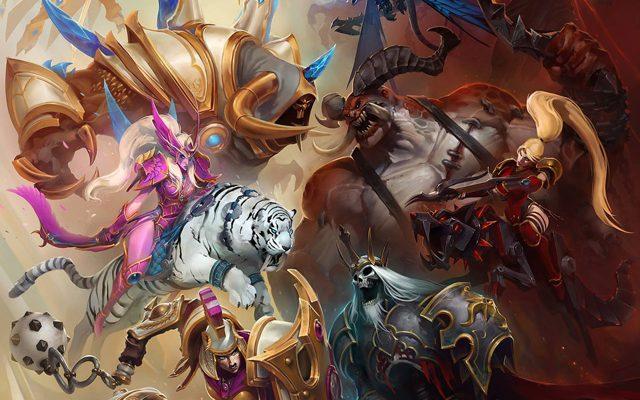 Heroes of the Storm: Pro-Gamer erklärt Spielzüge und taktische Feinheiten