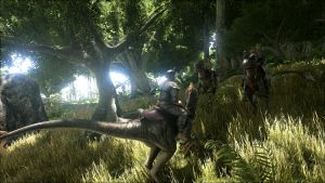 Ark-Survival-Reit-Dino