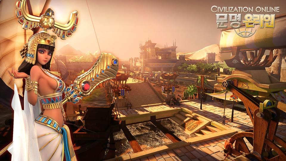 Civilization-Online-Cleopatra