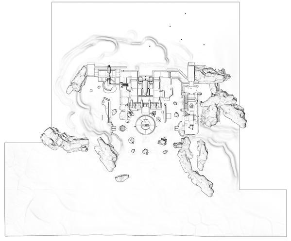 Destiny-Schwarzer-Schild-Karte