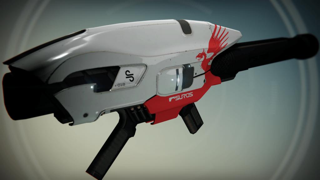 Destiny-Suros-Raketenwerfer