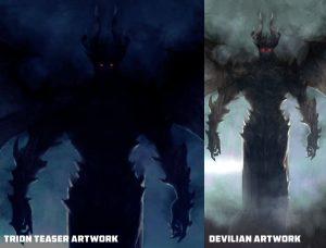 Devilian Artwork