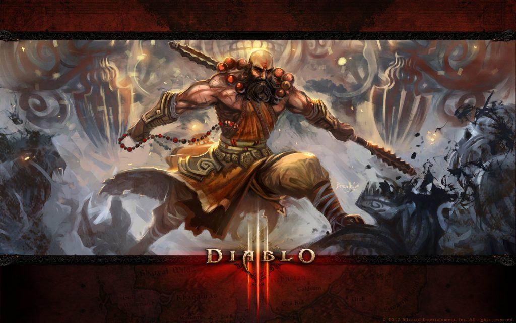 Diablo3-Mönch