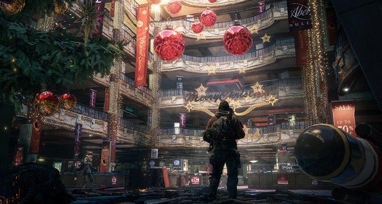 The Division: Weihnachtswunder – Agent verschenkt bestes Item im Spiel