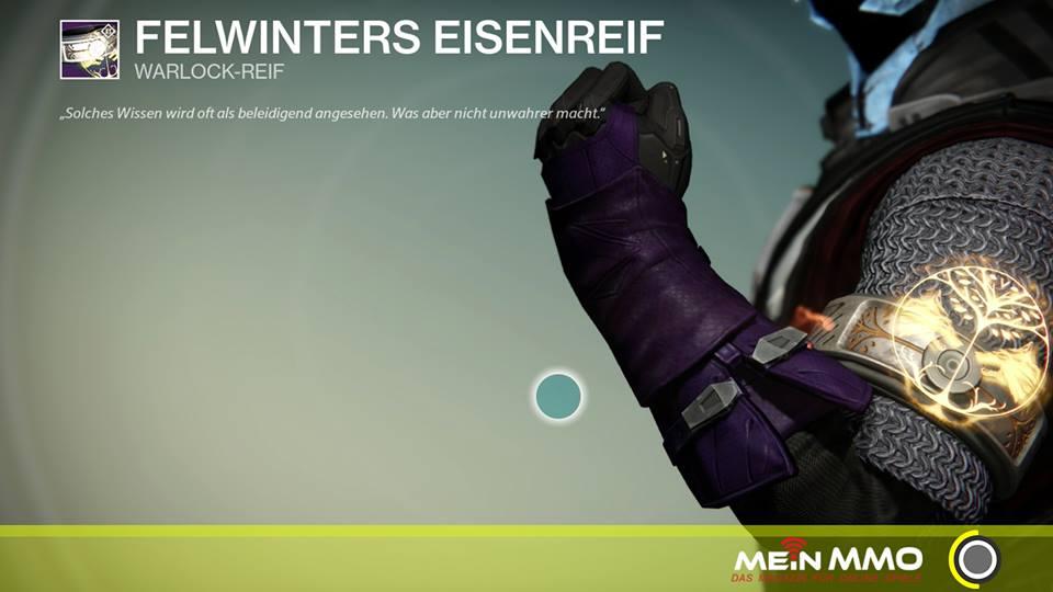 Eisenbanner-Warlock