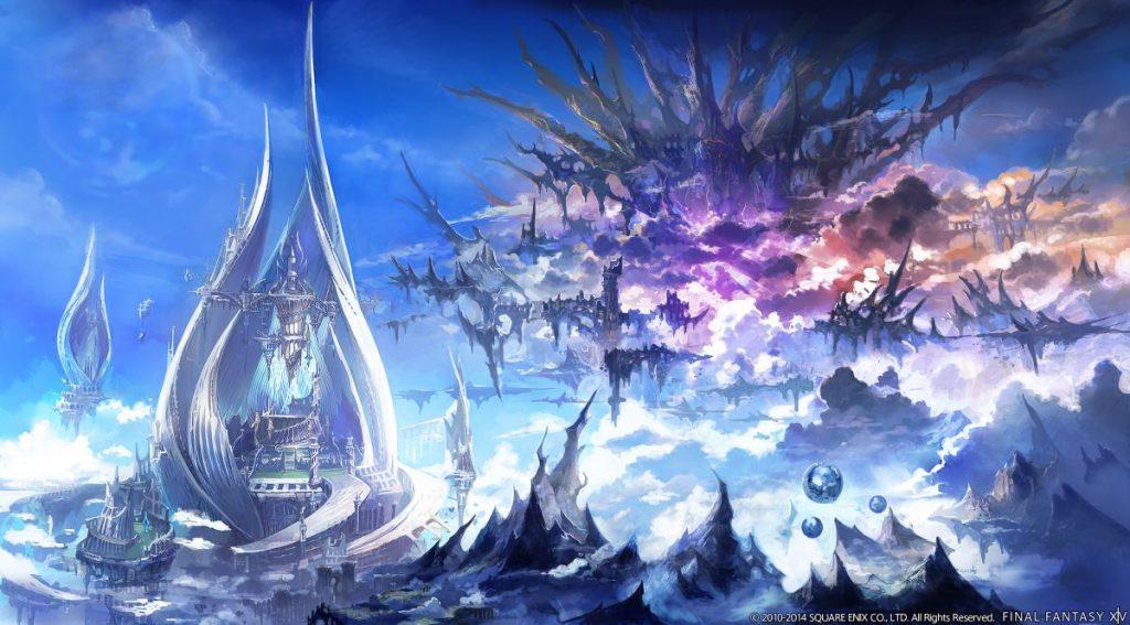 FFXIV - Final Fantasy XIV Artwork Heavensward