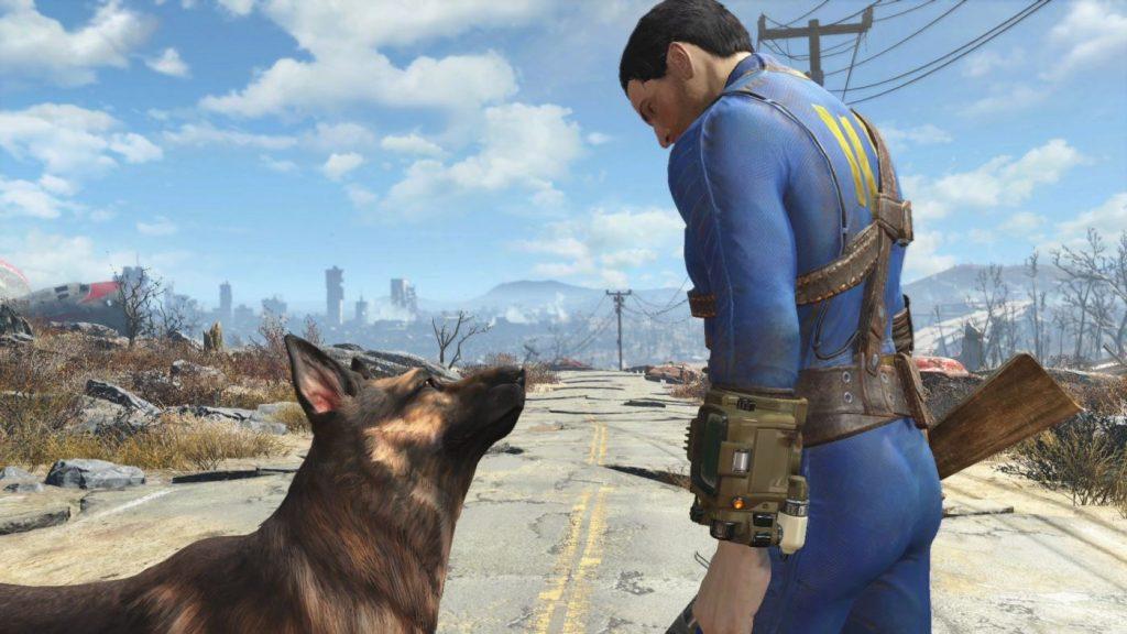 Fallout 4 Hund