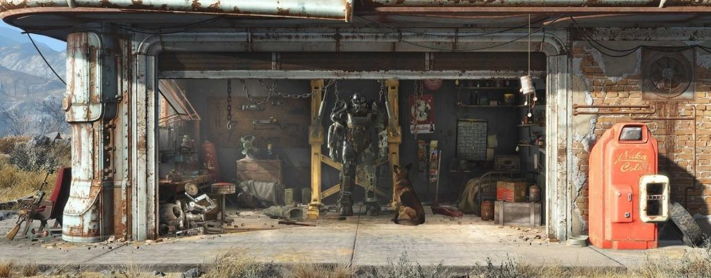 Kein Fallout Online, dafür Fallout 4