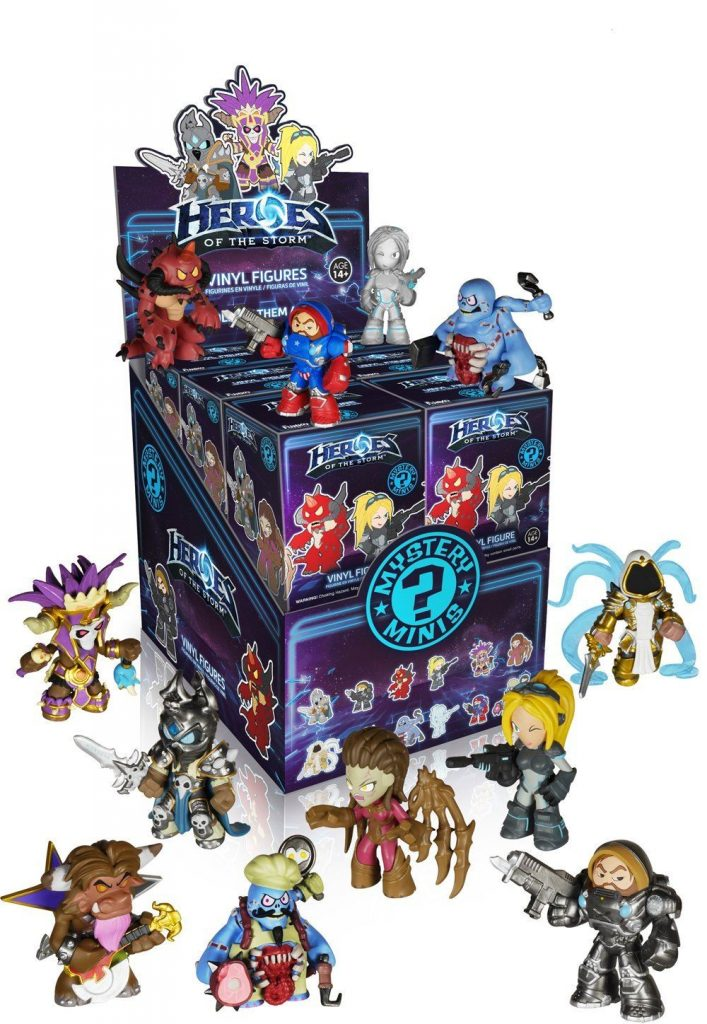 Funko Heroes of the Storm Box