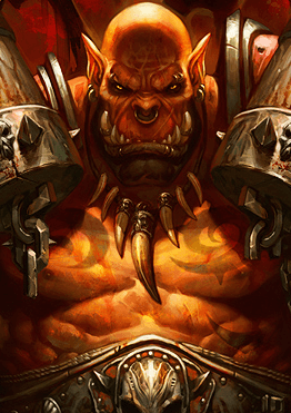 Garrosh-Hearthstone