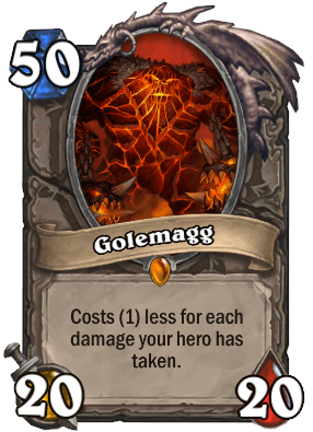HearthStone Golemagg