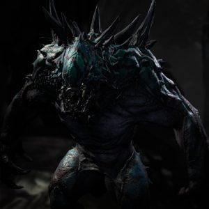 Goliath Frostbite Skin