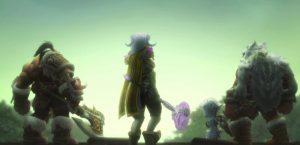 """Yrel friedlich an Seiten der Orcs. Warum ist Gromm auf einmal bei den """"Guten""""?"""
