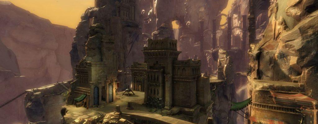 """Riesige Gilden-""""Hallen"""" für Guild Wars 2 angekündigt, Vorverkauf startet"""