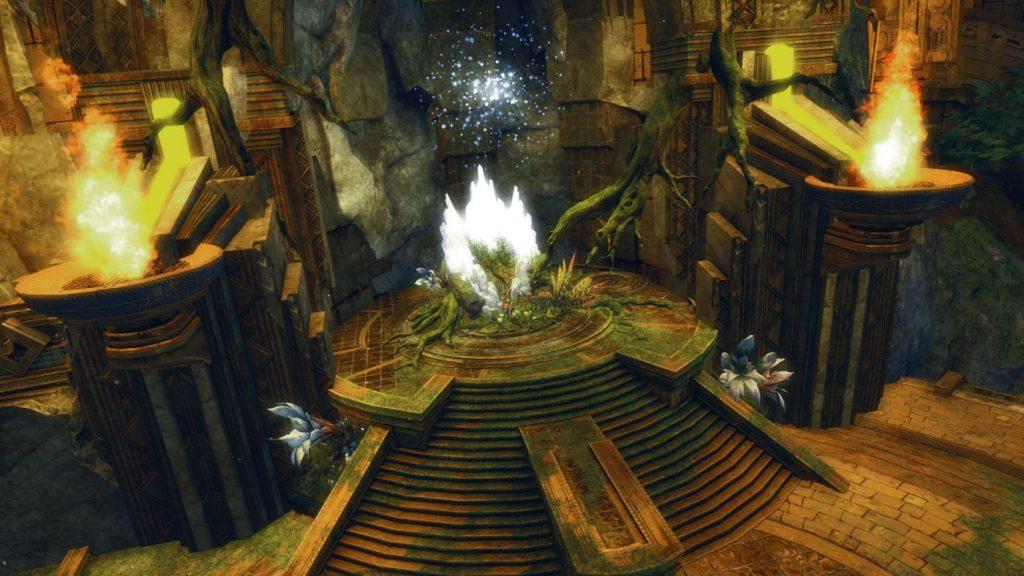 Guild Wars 2 Gildenhalle Crystal Chambler
