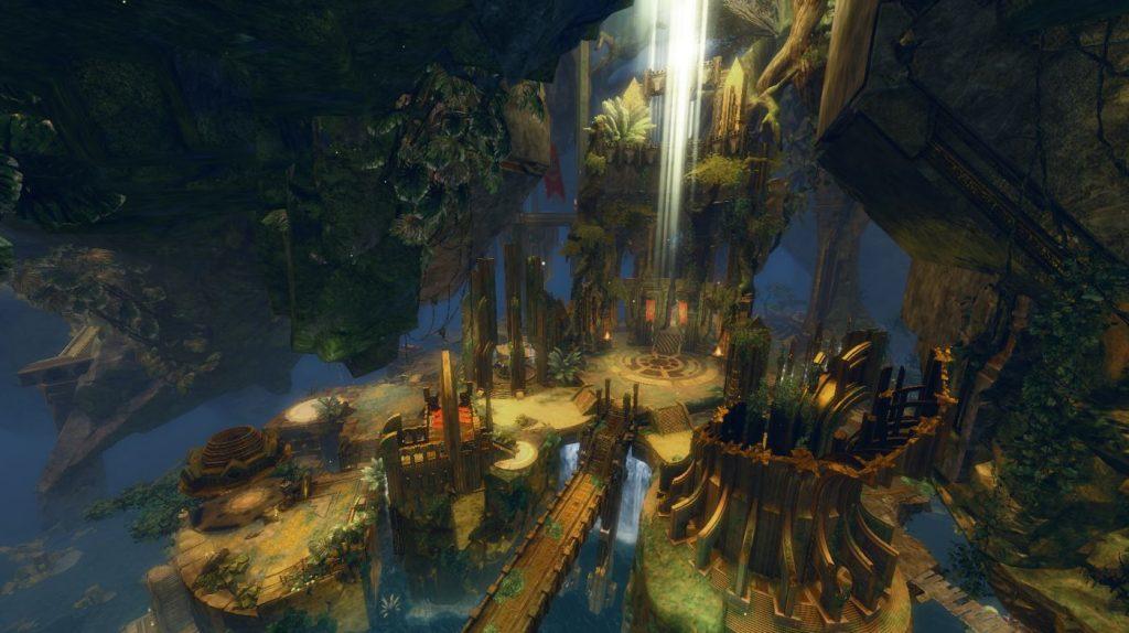 Guild Wars 2 Gildenhallen