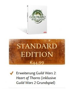 Guild Wars 2 Heart of Thorns Pricing