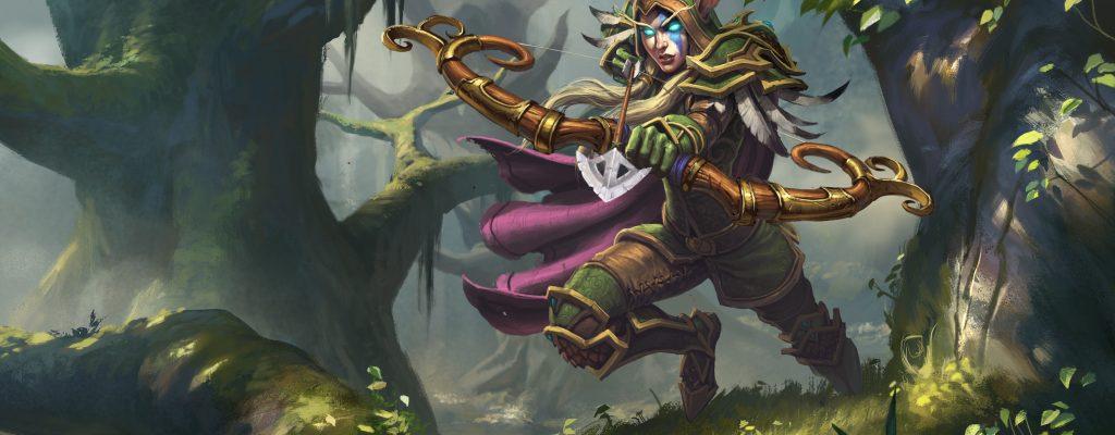 Hearthstone: Und der neue Jäger-Held ist …