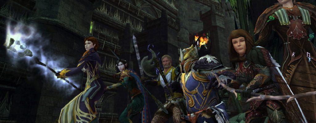 Herr der Ringe Online überlegt, neue Charakter-Modelle mit Mordor zu bringen