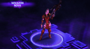 Heroes of the Storm Novazon