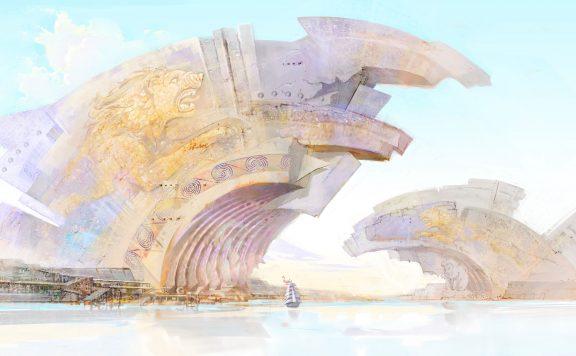 Lion's Arch Rebuild