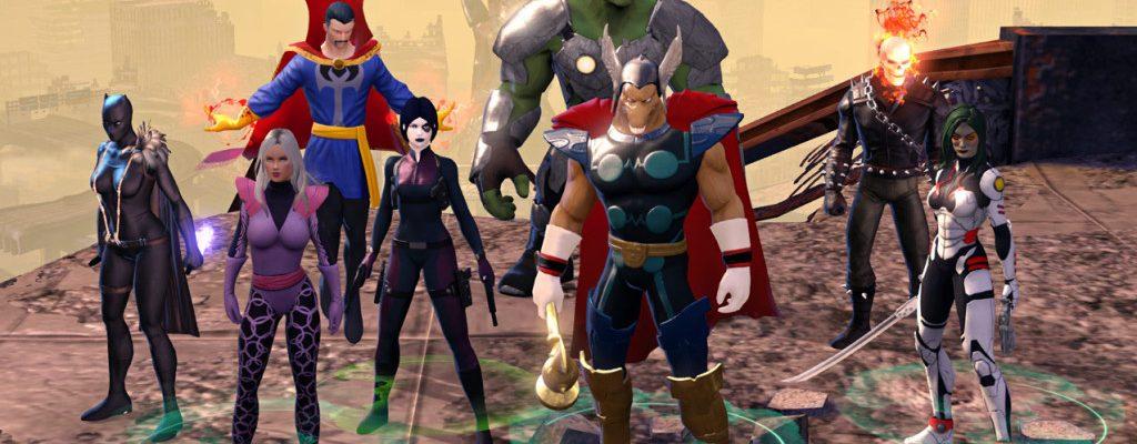 Marvel Heroes kriegt ein neues Item-System – Keine Uniques mehr