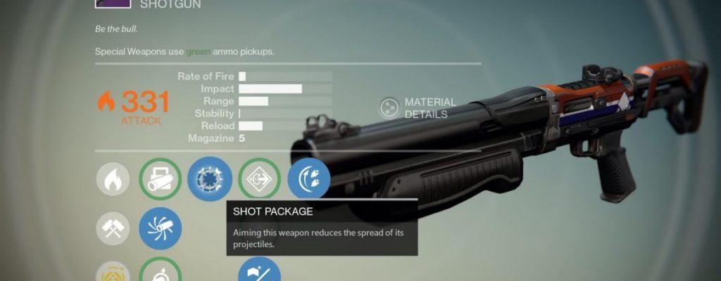 Destiny: Matador 64 – auf der Suche nach der neuen besten Schrotflinte