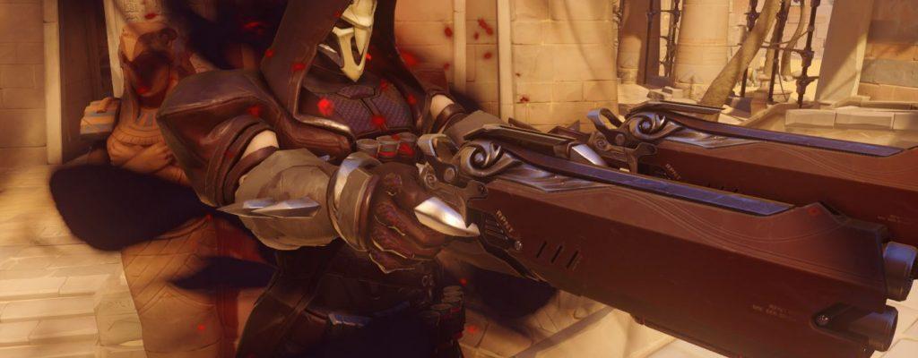 Overwatch: Gameplay mit dem Reaper – ein skrupelloser Terrorist