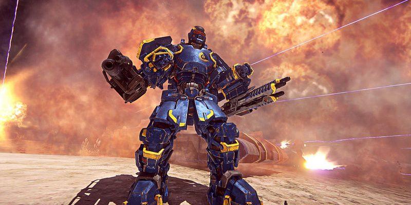 Planetside 2: Free2Play-MMO-Shooter hat einen Release-Termin für die Playstation 4