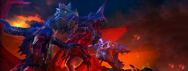 Neverwinter: Drache im Anflug – Rise of Tiamat startet heute auf der Xbox One