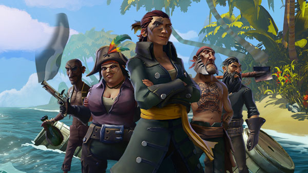 Sea of Thieves: Pfui! – Bewerft Feinde mit Eurer Kotze