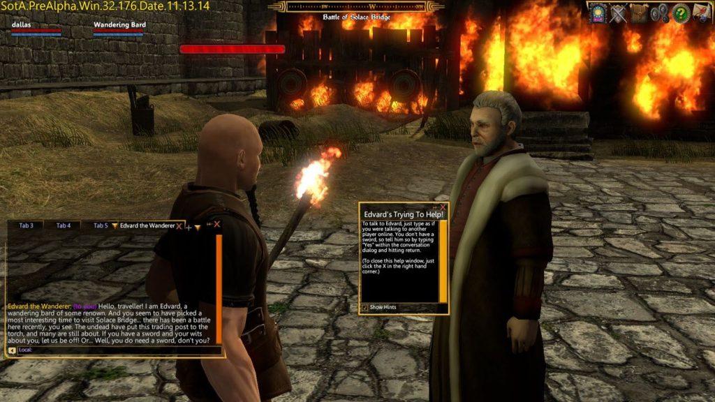 SotA Story Ultima Online