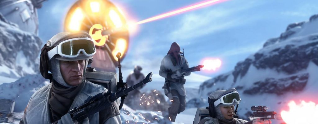 Star Wars Battlefront kündigt was Kaltes an – Januar-Update?