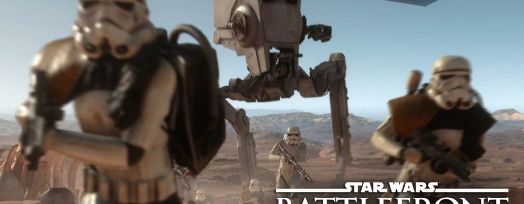 Star Wars Battlefront: Abstürzende Sternenzerstörer haben Euch was zu sagen