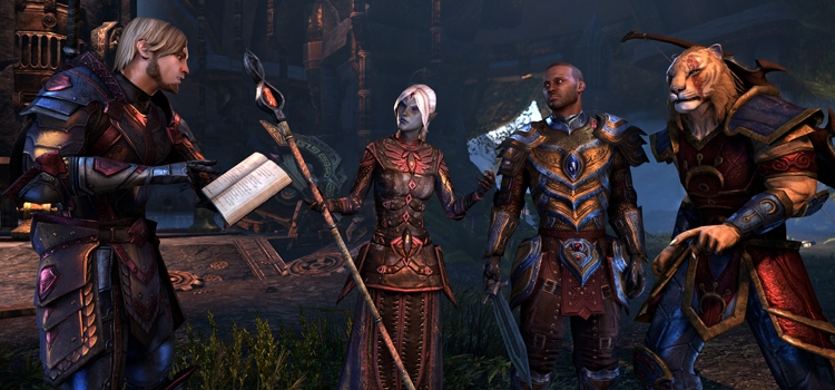 The Elder Scrolls Online Dungeons