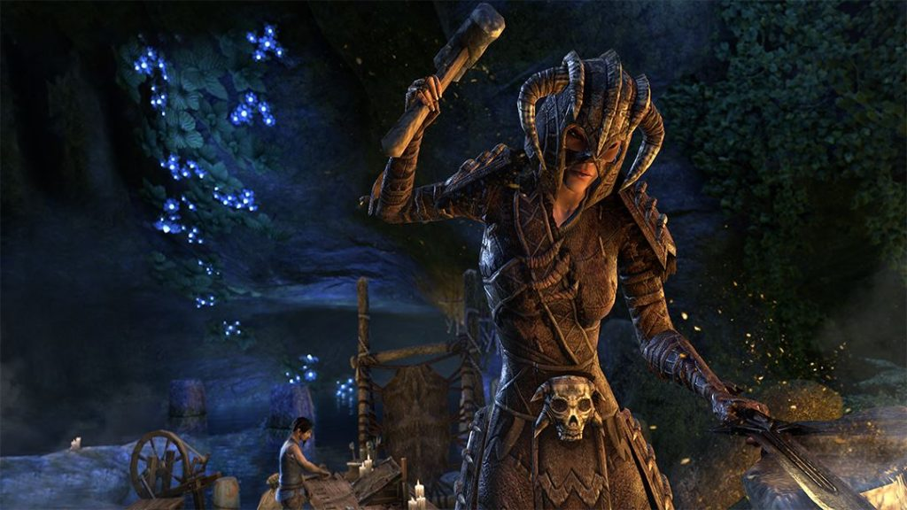TESO Crafting