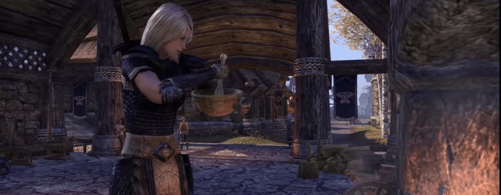 The Elder Scrolls Online: Weiterer bizarrer Werbespot veröffentlicht