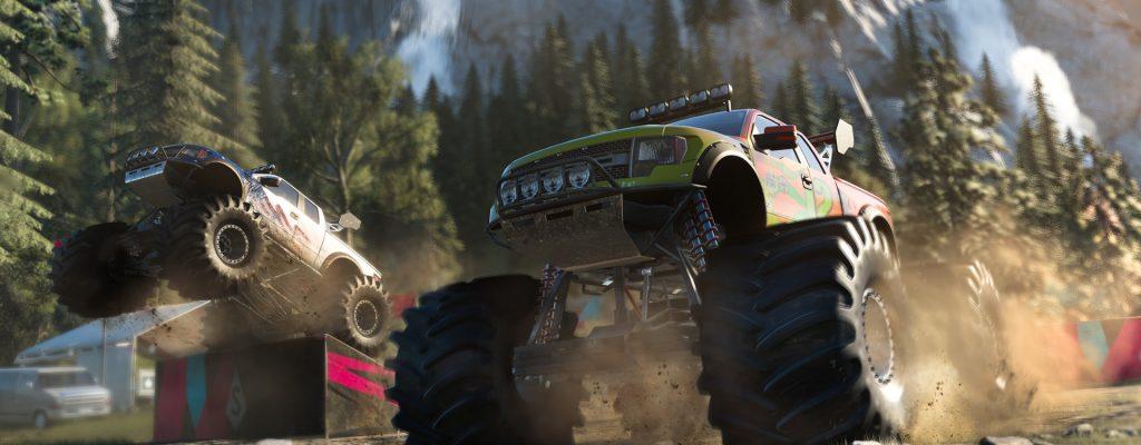 """The Crew baut den Fuhrpark aus – Racing-MMO von Ubisoft kriegt Erweiterung """"Wild Run"""""""