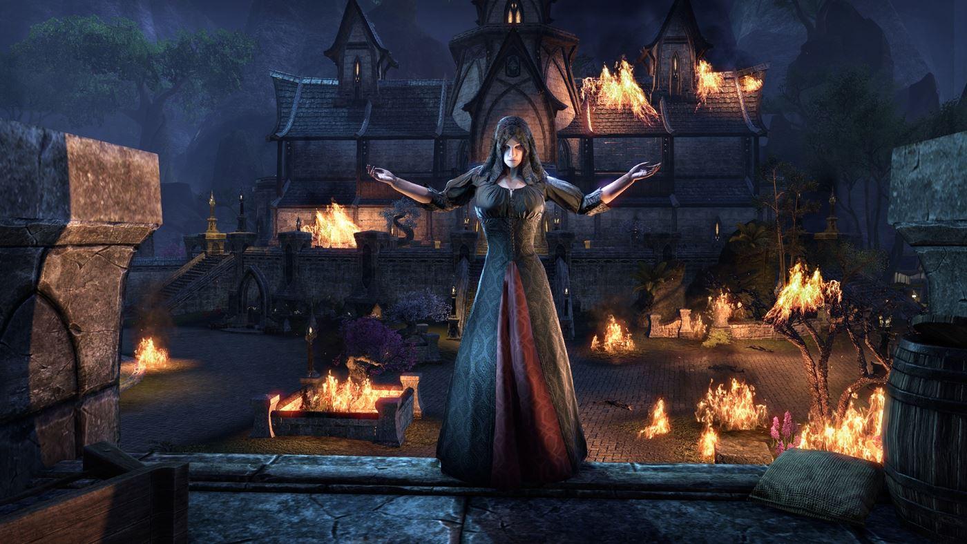 The Elder Scrolls Online Abendkleid - TESO