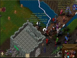 Ultima Online PvP