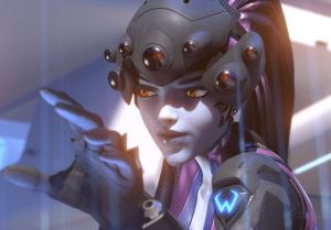 Widowmaker Overwatch Closeup