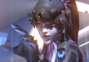 Widowmaker Overwatch Closeup