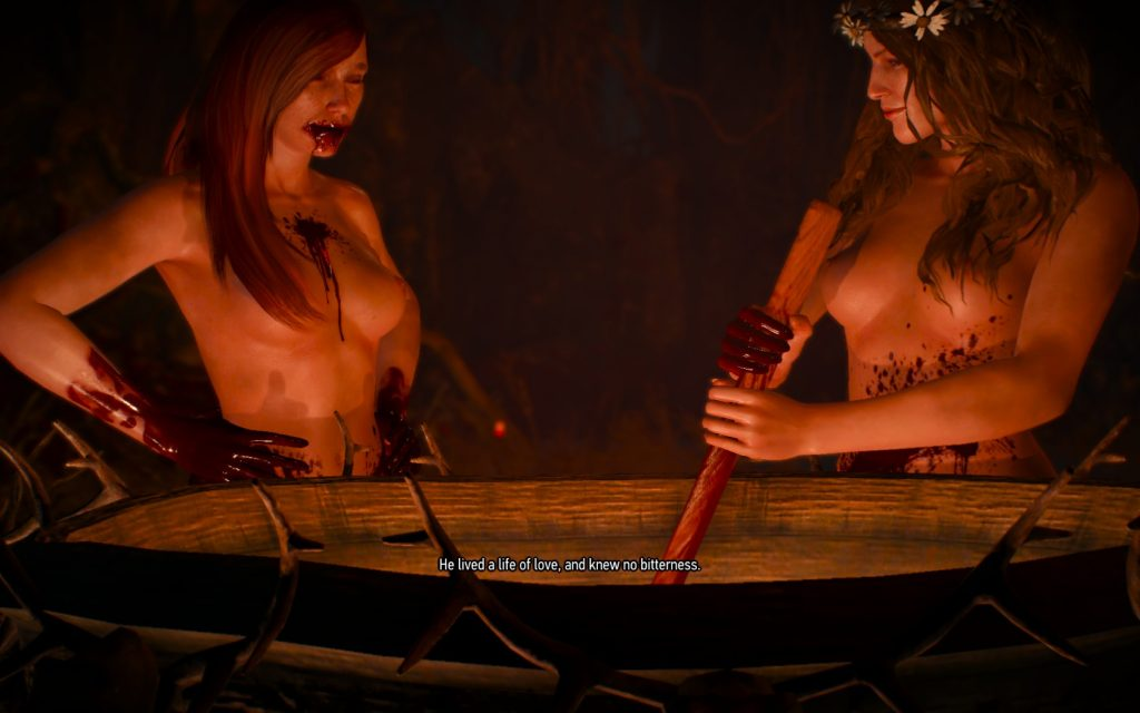 Witcher 3 Bloody Ritual