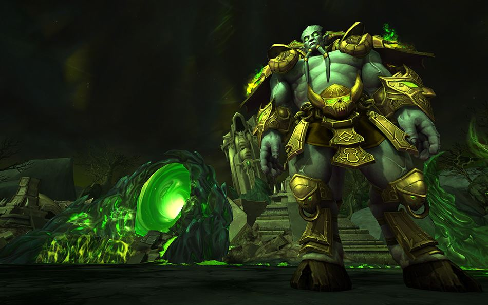 World Of Warcraft Patch 6 2 3 Bringt Tapferkeitspunkte Item