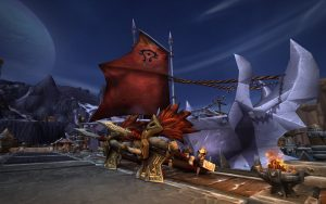 World of Warcraft Ship Destroyer Horde