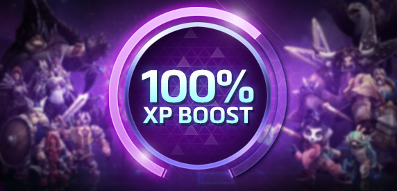 XP Boost Hots