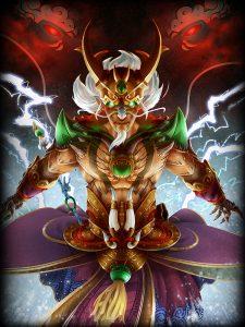 Ao Kuang Dragon King Smite