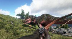 Ark Survival Dinosaurier