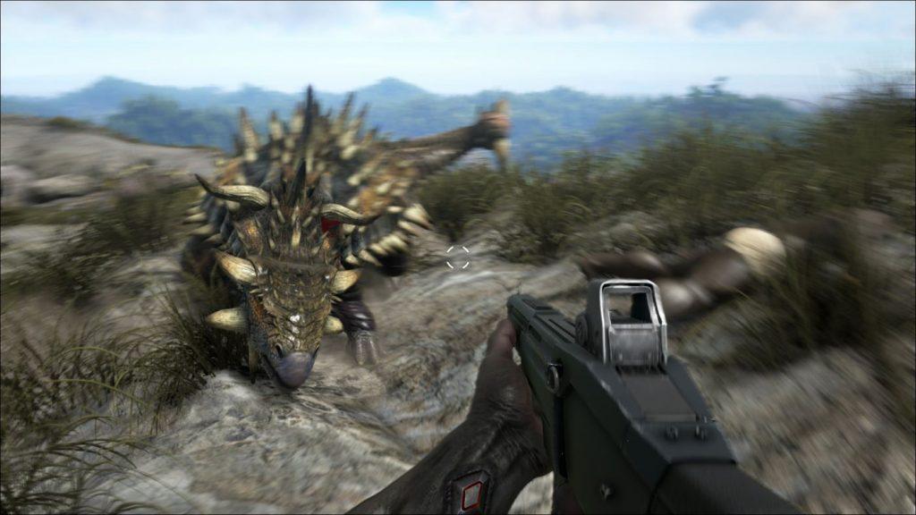 Ark Survival Kampf