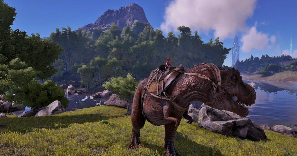 Ark-T-Rex
